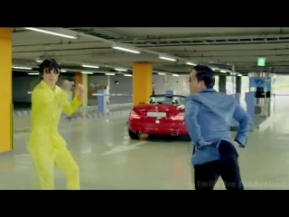 ������� ������� vs PSY - ����� ���� (Smith Bro Production)-1